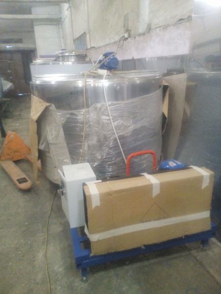 Охладитель молока - на 1500 л M2-1500 3ДТ (380V)
