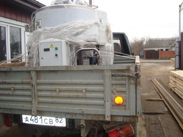Охладитель молока - на 300 л M1-300