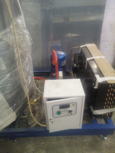 Охладитель молока - на 500 л M2-500 3ДТ (380V)