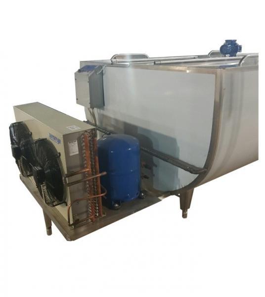 Охладитель молока - открытого типа 2000