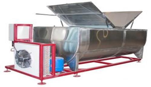 Охладитель молока - открытого типа МОУ-5000ГО (МТ-100), горизонтальный, 5000 л