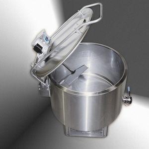 Охладитель молока - открытого типа MilkPlan 1С