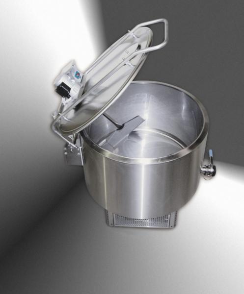 Охладитель молока - открытого типа Рифинг 500 л