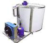 Охладитель молока - открытого типа вертикальный, 600 л