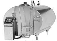 Охладитель молока - с прямым расширением хладагента FIRST.SE