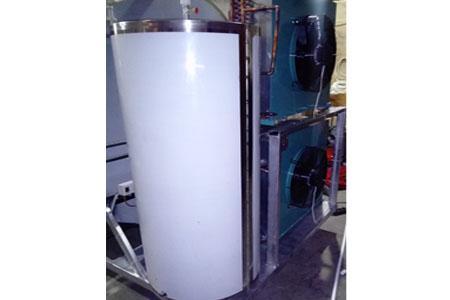 Охладитель молока - с системой рекуперации тепла