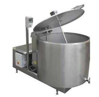 Охладитель молока - вертикальный, 100 - 10000 л