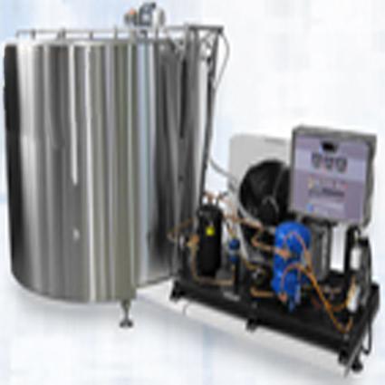 Охладитель молока - вертикального типа 2000-В
