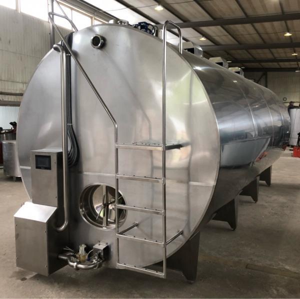 Охладитель молока - закрытого типа 8000 л