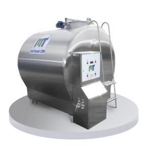 Охладитель молока - закрытого типа Cold Vessel