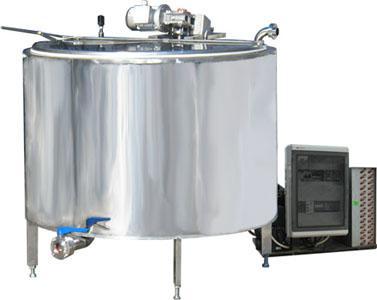 Охладитель молока - закрытого типа МПКС-024-630(Н)