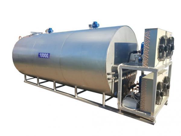 Охладитель молока - закрытого типа (ОМЗТ)