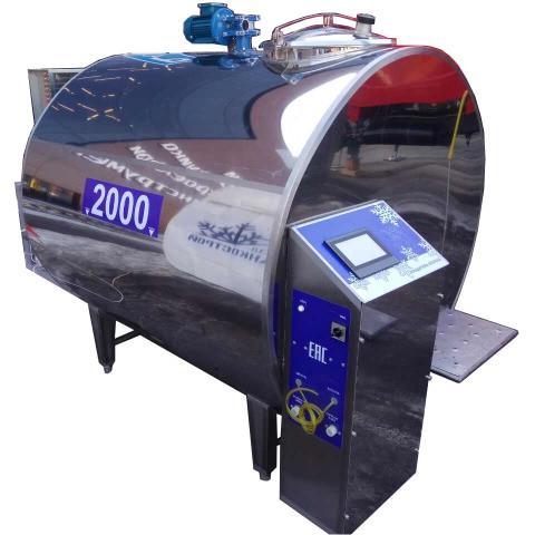 Охладитель молока - закрытого типа ОЗ 2000 S\P