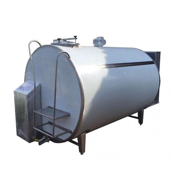 Охладитель молока - закрытого типа горизонтальный 1,0 м3