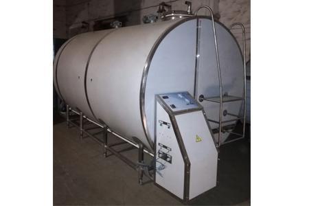Охладитель молока - закрытого типа