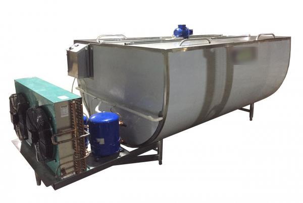 Охладители молока - открытого типа (ОМОТ) ванна