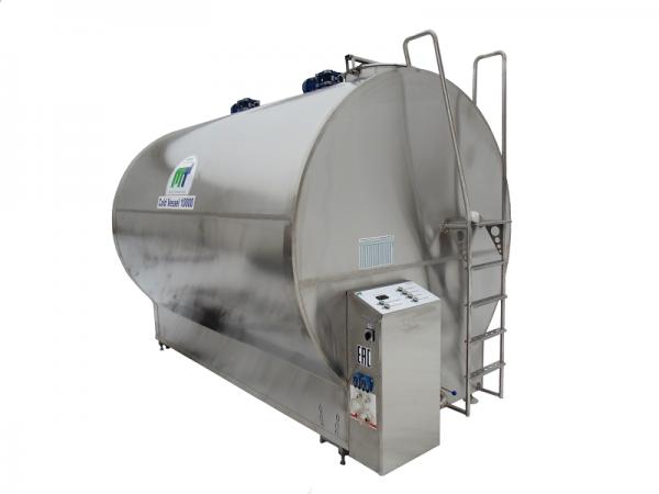 Охладители молока - серии Cold Vessel-М, 8000 - 12000 л