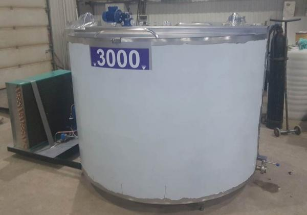 Охладители молока - вертикального типа ОМВТ