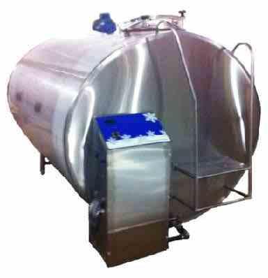 Охладители молока - закрытого типа Jögu