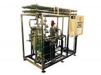 Пастеризационно-охладительная установка - для молокоприемных пунктов ПОУМ