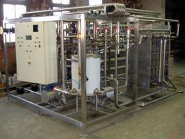 Пастеризационно-охладительная установка молока ОГМ, ОГУ, ОГС, ОГЯ