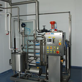 Пастеризатор молока PS020.35.1 - производительностью 2 л/час
