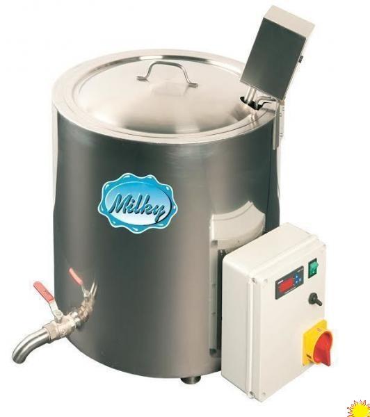 Пастеризатор сыроварня Milky FJ45