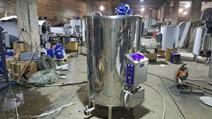 Пастеризаторы молока, 75 - 1500 л