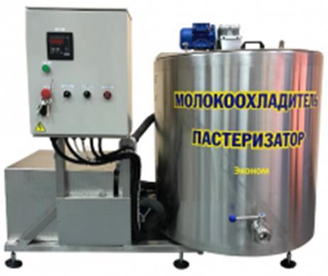 Пастомастер Эконом - для охлаждения и емкостной пастеризации молока МОУ-1500Past