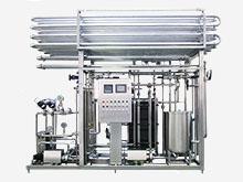 Пластинчатая пастеризационно-охладительная установка ОПК-3МВ