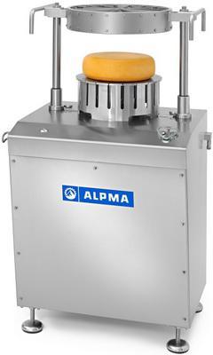Полуавтоматическая машина - для резки сыра HT II