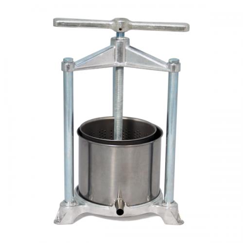 Пресс для сыра PI10 - ручной 2,5 л