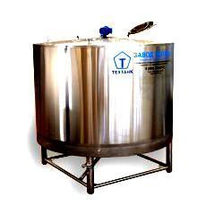 Резервуар Я1 ОСВ - для созревания молочных смесей
