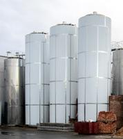 Резервуар для хранения молока ОХР