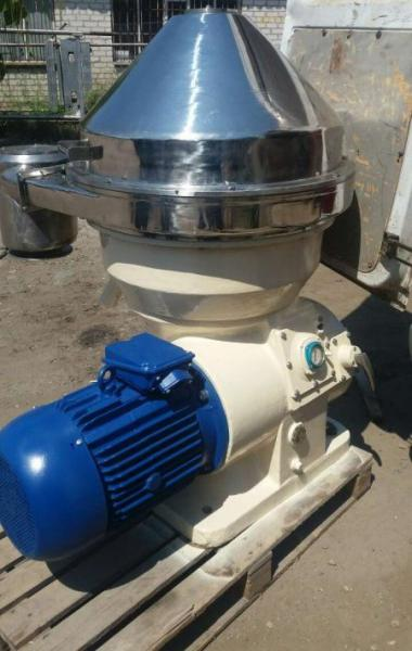 Сепаратор Ж5-ОМ2-ЕС очиститель молока