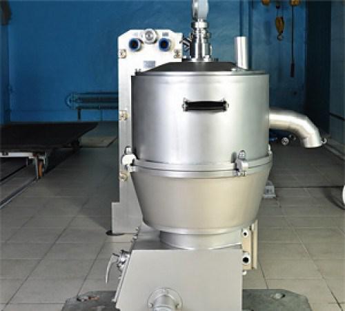 Сепаратор для высокожирных сливок Ж5-ОС2-Д500