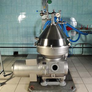 Сепаратор-сливкоотделитель Ж5-Плава-ОС-5