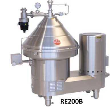 Сепараторы REDA серии RE-B