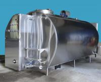 Танк- охладитель молока, 10 000 л