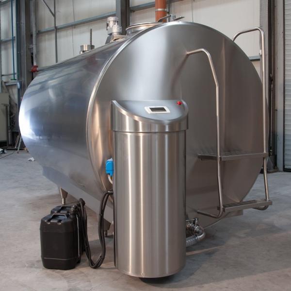 Танк охладитель молока - закрытого типа, 2500 - 6000 л