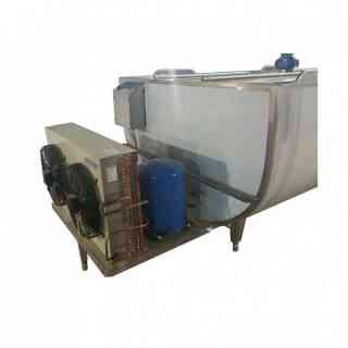 Танк-охладитель - открытого типа (ванна) 6 м3