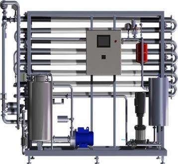 Термизатор молока тип ПОУ