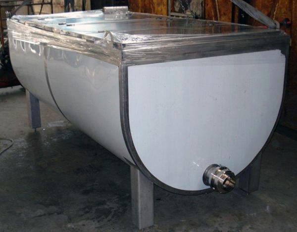 Творожная ванна для сквашивания - на 1000 л