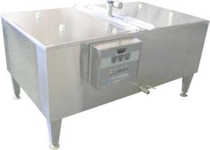 Установка для охлаждения молока - открытого типа
