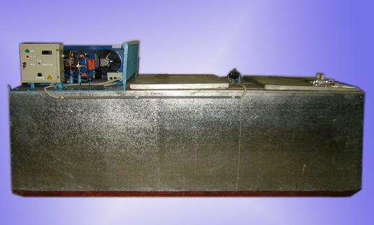 Установка открытого типа - для охлаждения молока УОМ-1250