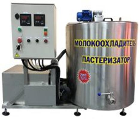 Установки для охлаждения и емкостной пастеризации молока