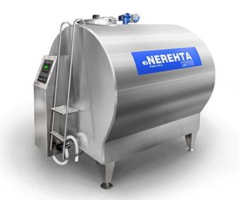 Установки для охлаждения молока - закрытого типа УОМЗТ 2000