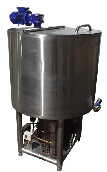 Установки охлаждения молока - открытого типа (вертикальные) УОМОТВ