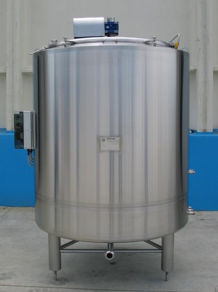Ванна длительной пастеризации - (ВДП) 1,7 м3