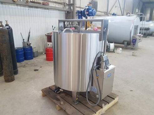 Ванна длительной пастеризации (ВДП) - с автоматическим блоком управления